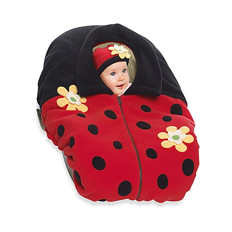 Snugaroo™ Car Seat Cover in Ladybug