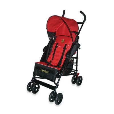 Ferrari Prima Stroller in Red