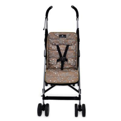 Balboa Baby® Stroller Liner in Khaki Berry