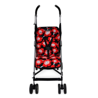 Balboa Baby® Stroller Liner in Red Poppy