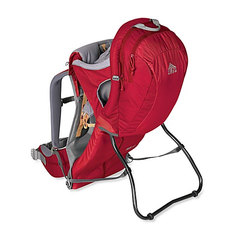 Kelty Tour 1.0 Child Carrier in Red