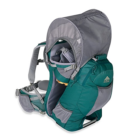 Kelty Transit 3.0 Child Carrier in Evergreen