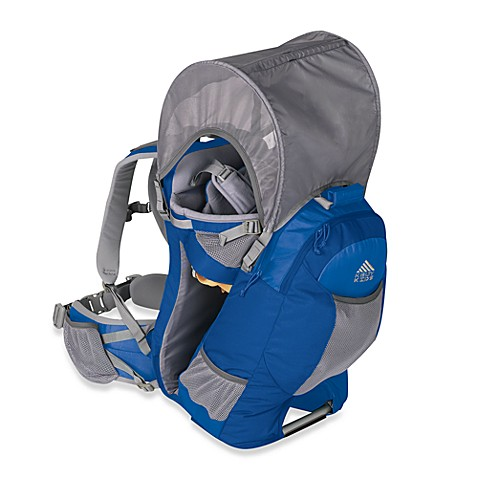 Kelty Transit 3.0 Child Carrier in Blue