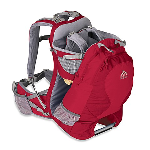 Kelty Junction 2.0 Child Carrier in Red
