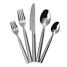 Hampton Forge Shangri-La Frosted Flatware
