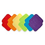 Neat Solutions® Bright Knit Terry Washcloths (Set of 12)