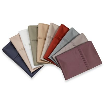 Perfect Touch California King Deep Pocket Sheet Set in Honey