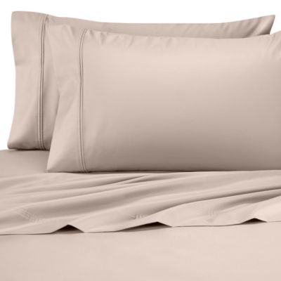 Perfect Touch Queen Sheet Set in Chamomile