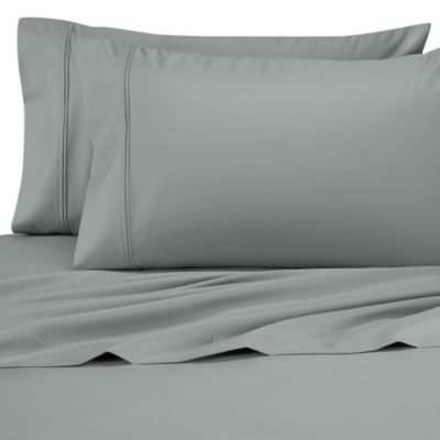 Perfect Touch Queen Sheet Set in Slate