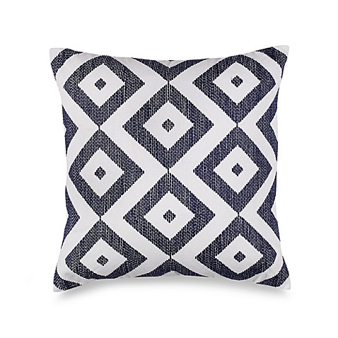 Shimoni 16-Inch Square Throw Pillow