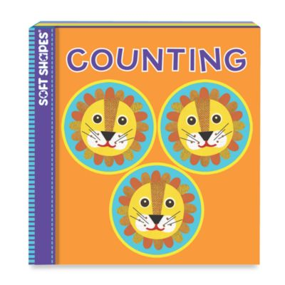 Soft Shapes Foam Books in Counting