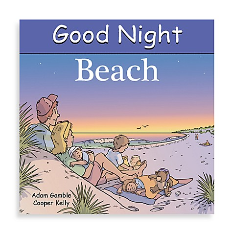 Good Night Board Books in Beach