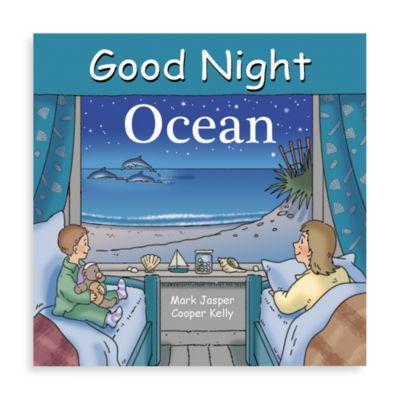 Good Night Board Books in Ocean