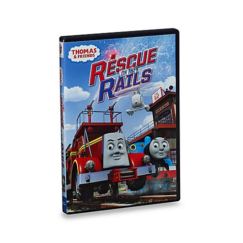 Thomas & Friends® Rescue on the Rails DVD