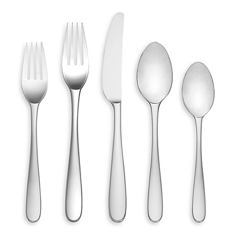 Lenox® Stratton Stainless 65-Piece Flatware Set