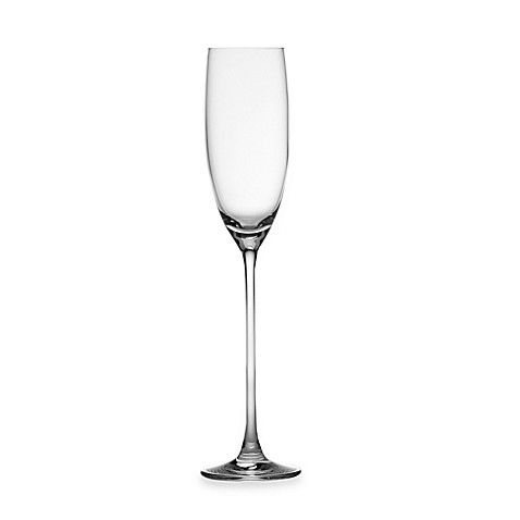 Oleg Cassini Grace 8-Ounce Champagne Flute (Set of 4)