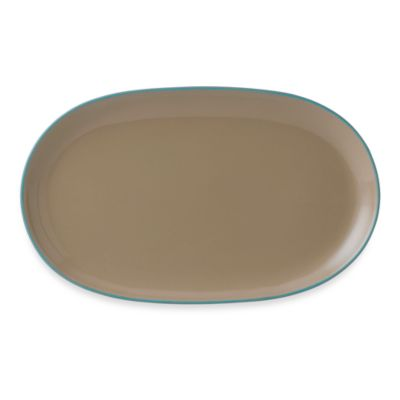 Wedgwood® Nature's Canvas Sandstone 11 3/4-Inch Oval Platter