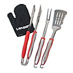 Cuisinart® 3-Piece Grilling Tool Set with Grill Glove