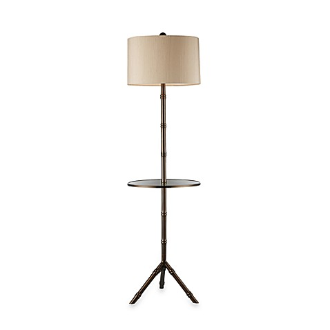 Dimond Lighting Stanton Dunbrook With Glass Tray Floor Lamp
