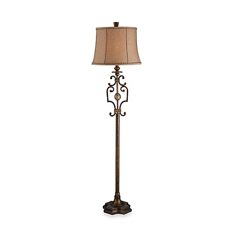 Dimond Lighting Kensington Dennison Bronze Floor Lamp
