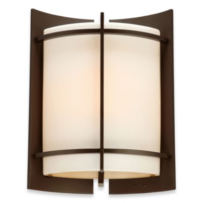 Nolan Outdoor Modern Light Fixture by Quoizel®