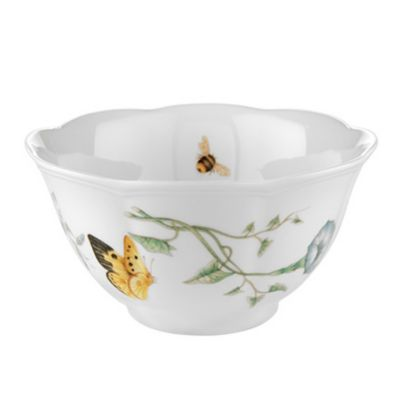Lenox® Butterfly Meadow® 5.5-Inch Rice Bowl