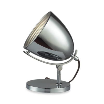 Dimond Lighting Arlington Chrome Task Lighting Desk Lamp
