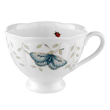 Lenox® Butterfly Meadow® 8-Ounce Teacup