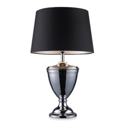 Dimond Lighting Patterson Chrome Table Lamp
