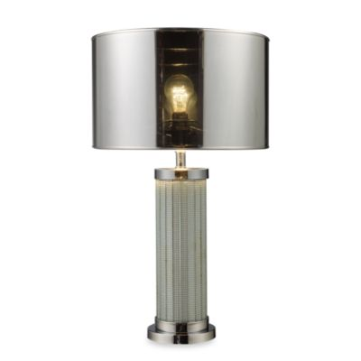 Dimond Lighting Mont Alto Chrome & Mirror Table Lamp