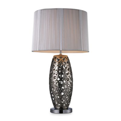 Dimond Lighting Trump Home™ Varick Alisa Silver Table Lamp