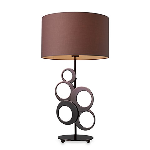 Dimond Lighting Addison Chocolate Plated Table Lamp
