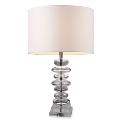 Dimond Lighting Trump Home™ Madison Clear Crystal Table Lamp