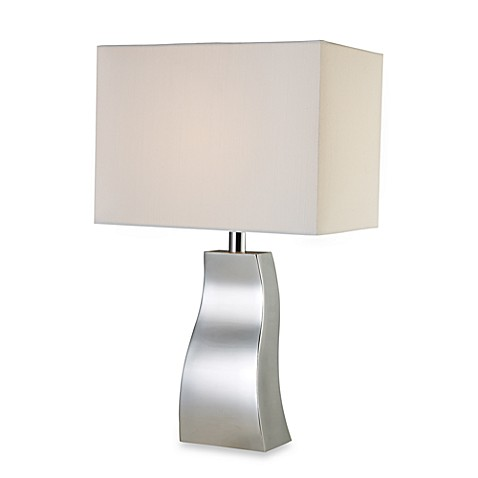 Dimond Lighting Keyser Chrome Table Lamp