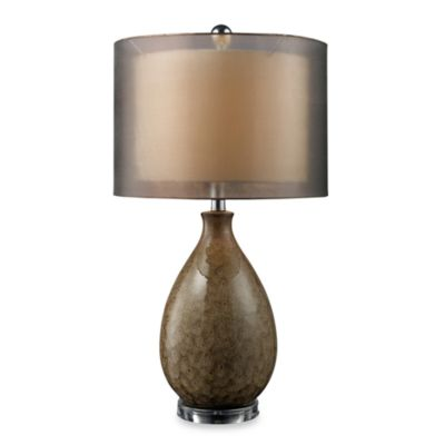 Dimond Lighting Brockhurst Francis Fawn Finish Table Lamp