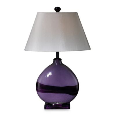 Dimond Lighting Lavender Quartz Table Lamp