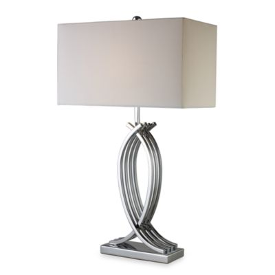 Dimond Lighting Gransha Chrome Table Lamp