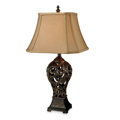 Dimond Lighting Trump Home™ Allegra Buthan Bronze Table Lamp
