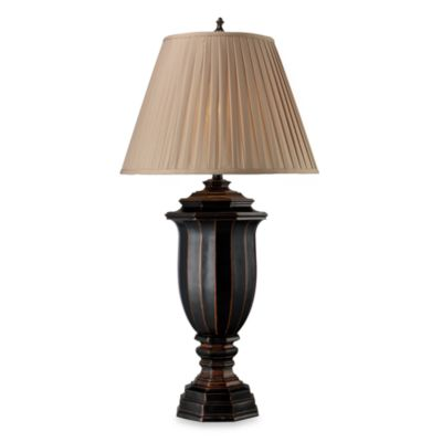 Dimond Lighting Belmont Italian Black with Bronze Highlights Table Lamp