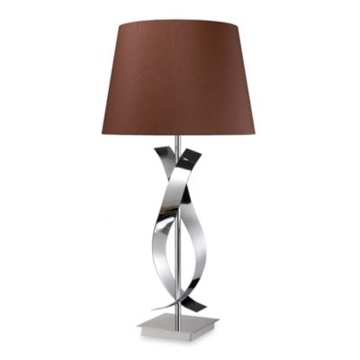 Dimond Lighting Monroe Chrome Table Lamp