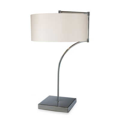 Dimond Lighting Lancaster Chrome Table Lamp