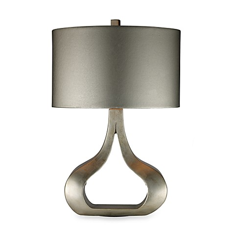 Dimond Lighting Carolina Silver Leaf Table Lamp