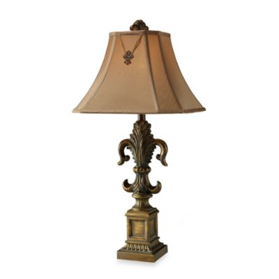 Dimond Lighting Bainbridge McCoubrey Bronze Table Lamp