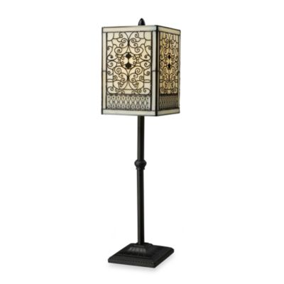 Dimond Lighting Adamson Tiffany Bronze Table Lamp