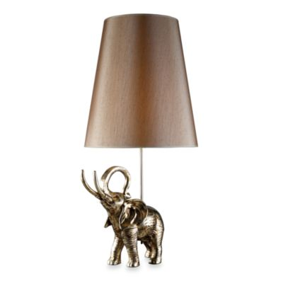 Dimond Lighting Austel Gold Leaf Table Lamp