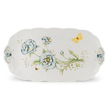 Lenox® Butterfly Meadow® Sandwich Tray