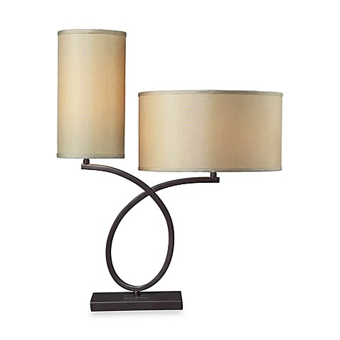 Dimond Lighting Greenwich Aged Bronze Table Lamp