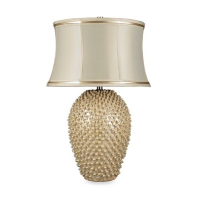 Dimond Lighting Pineville Pearlescent Cream Table Lamp