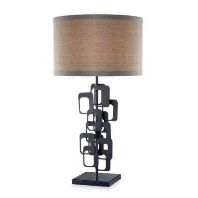 Dimond Lighting Griff in Matte Black Table Lamp