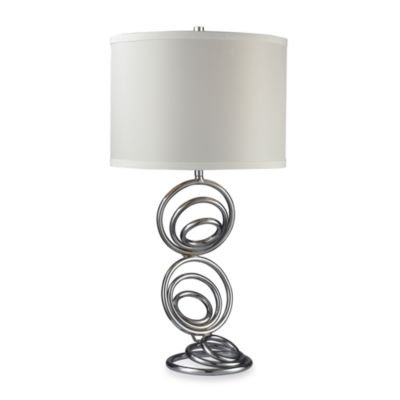 Dimond Lighting Franklin Park Chrome Table Lamp
